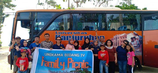 Gelar Family Picnic, Bidang IV Siap Songsong Unikama Unggul 2025