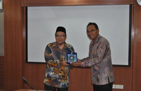 Unikama Gandeng Empat Kampus di Malaysia